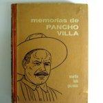 Memorias de Pancho Villa