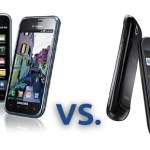 Samsung Galaxy S  vs. Nexus S
