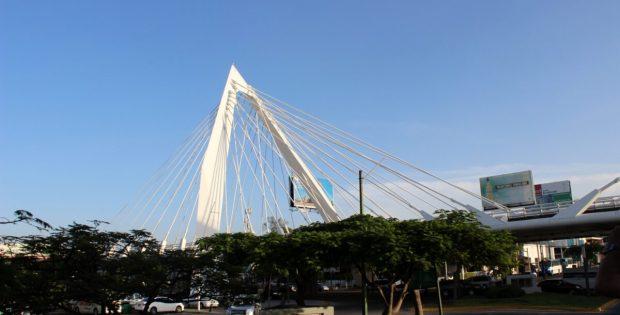 Puente atirantado - Guadalajara Jalisco 2014