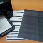 Impresora HP p1102w imprime toda la hoja en negro