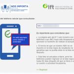 Buscar si el IMEI de un celular esta como robado en México