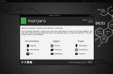 Manjaro Linux 0.8.10 Ascella OpenBox : Install and Review