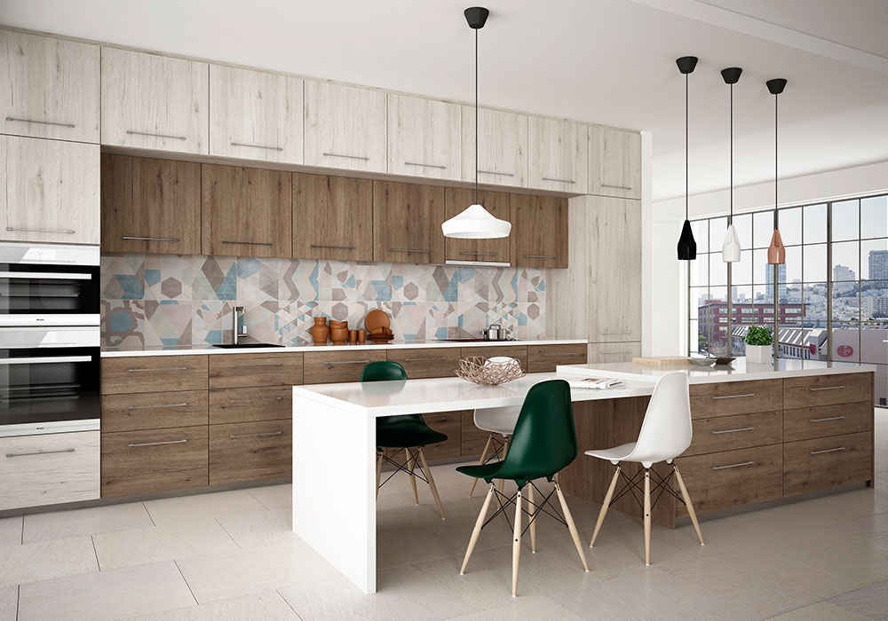 Cocinas En Madera The Most Natural Features For A Kitchen: Syncron Corfu
