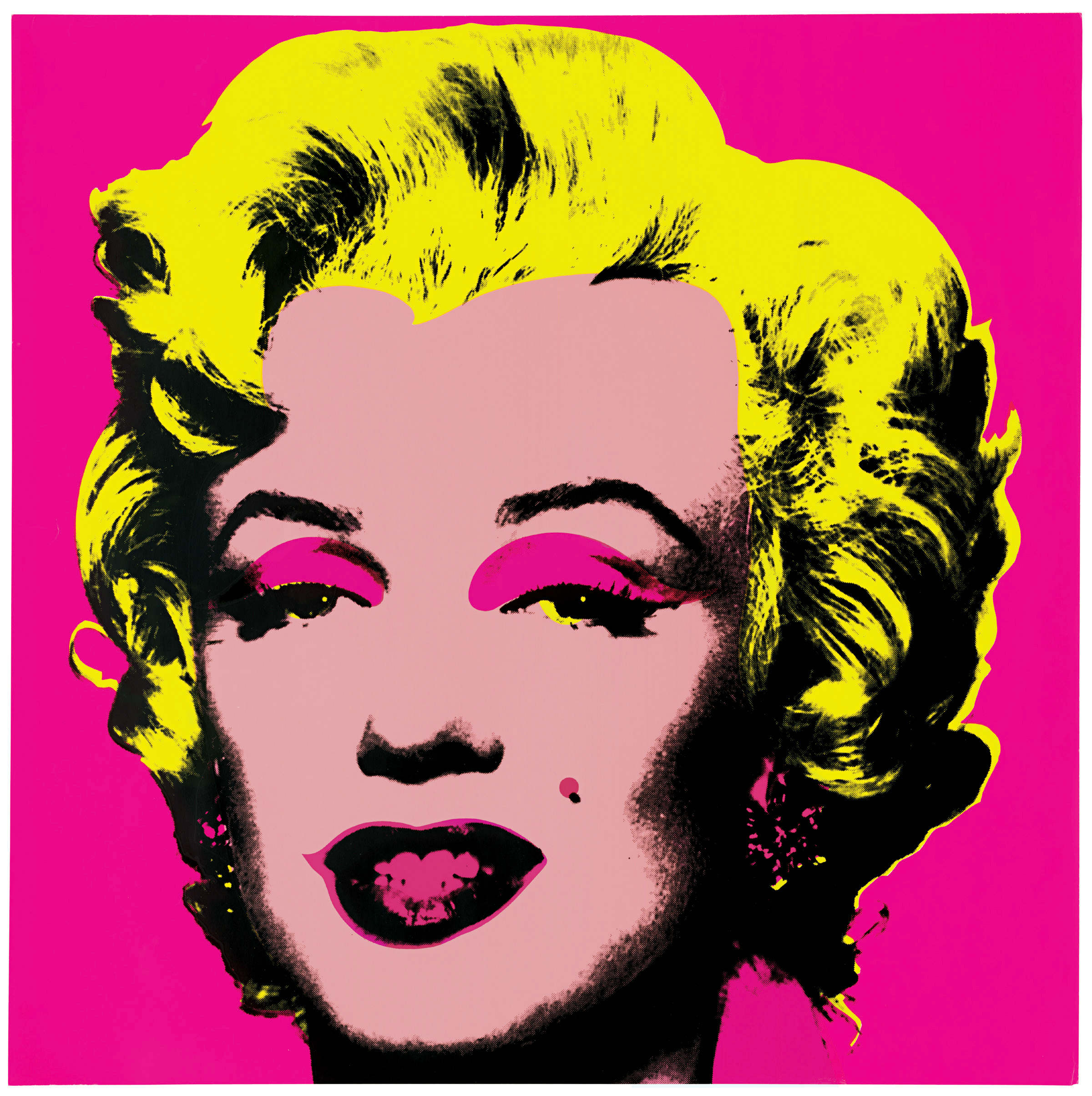 Marilyn Pop Art Andy Warhol Andy Warhol Prints Art Un Signed Painting Lionel