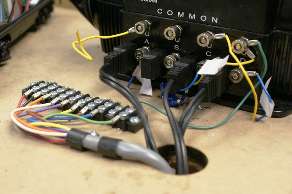 Wiring \u2013 Best Practices for Model Railroads Lionel Trains