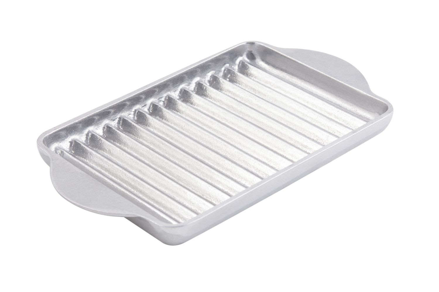 Grill Tray Bon Chef 2081p Rectangular Grill Tray Pewter Glo 5 1 2 Quot X