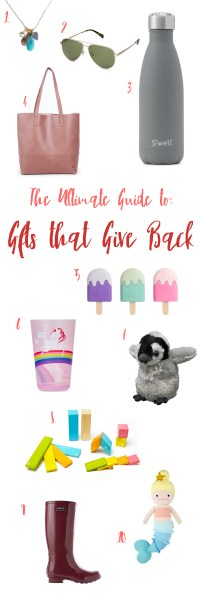 Gifts that Give Back: Ultimate Guide to Charity Gifts ...