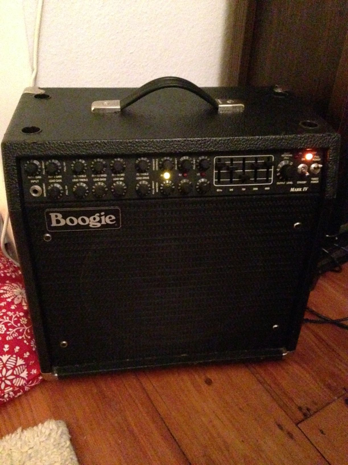 Mesa Boogie Rocket 44 The Boogie Board View Topic The Mark Iv Thread