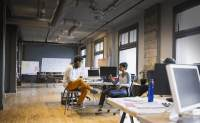 LiquidSpace: the Flexible Office Space Network