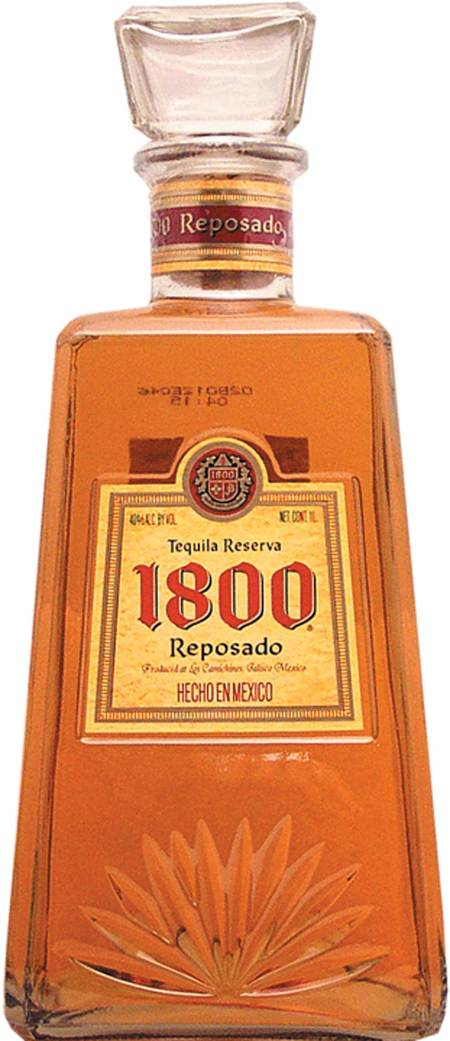 Flavored 1800 Tequila