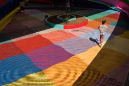 Kent Street Underpass - Street Rainbows - Street Artist - MoMo