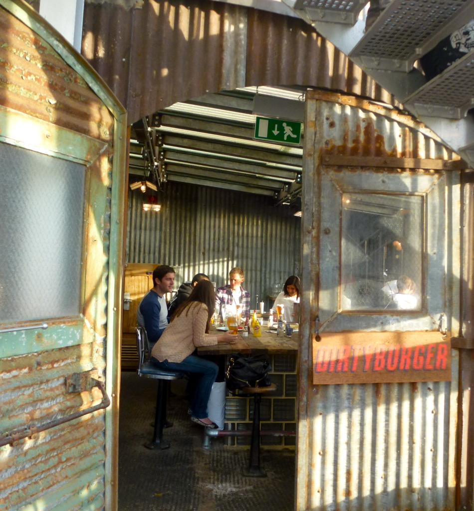 Restaurant Review – Dirty Burger Kentish Town