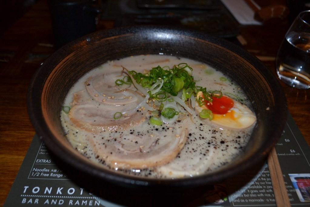 Restaurant Review: Tonkotsu Ramen Soho