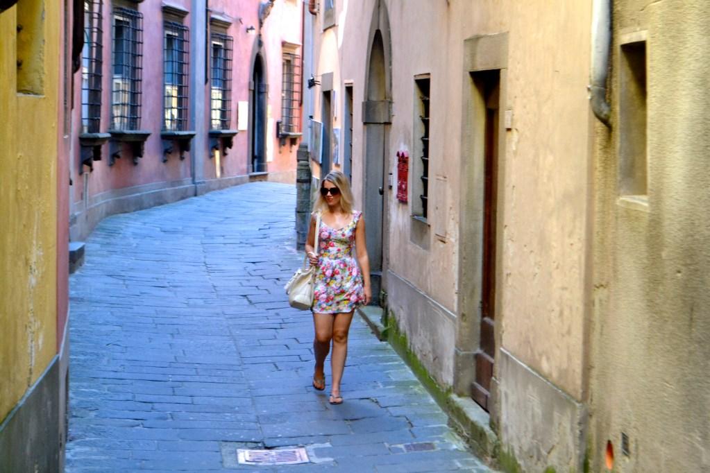 Travel Guide: Lisa eats Bagni Di Lucca and beyond