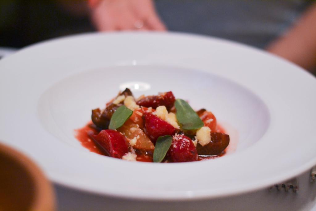 Beetroot and Sugarplum Salad