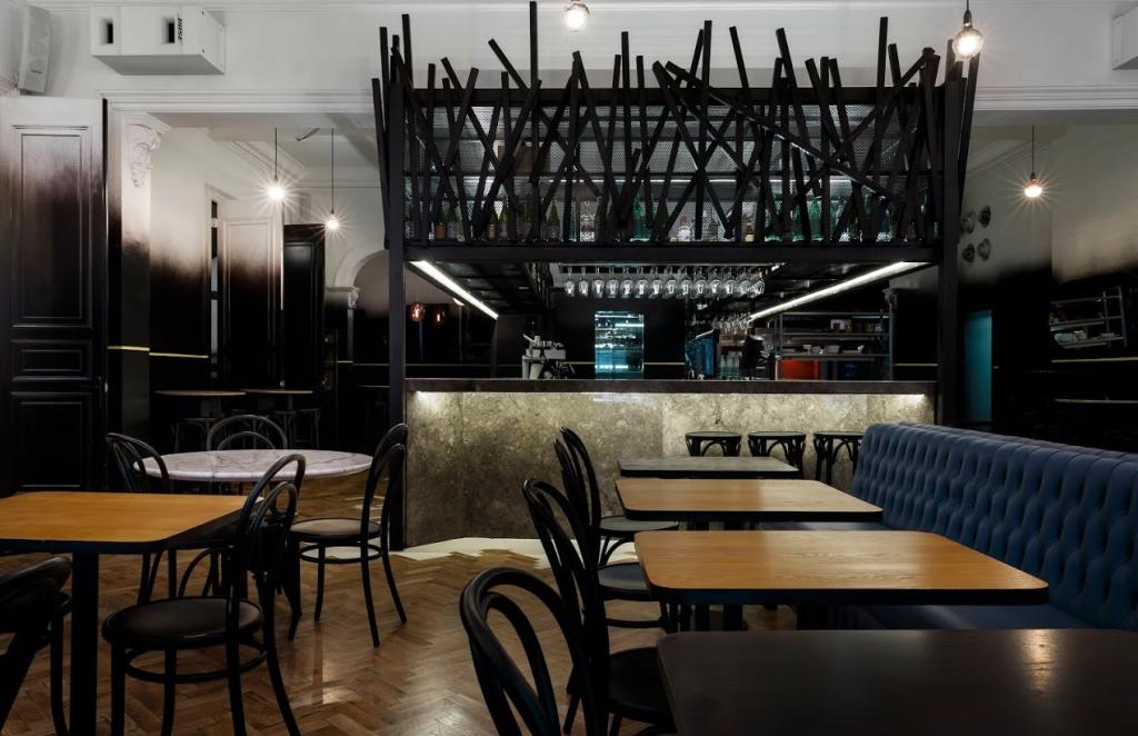 [Stoke] Bar + Kitchen Main Room Bar - David Finnegan
