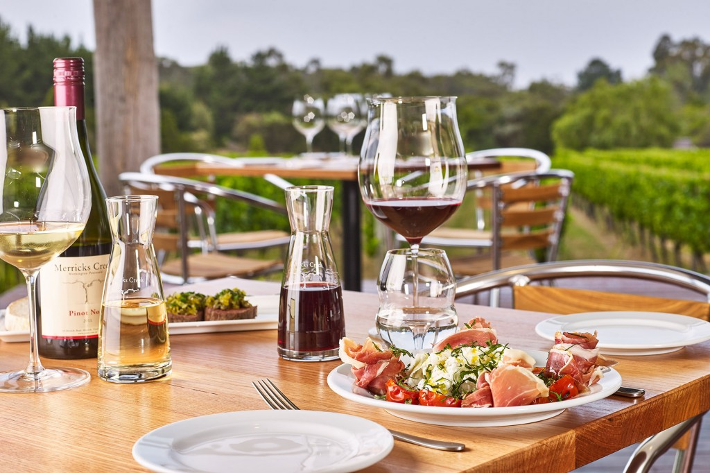 Merricks Creek Winery Mornington Peninsula