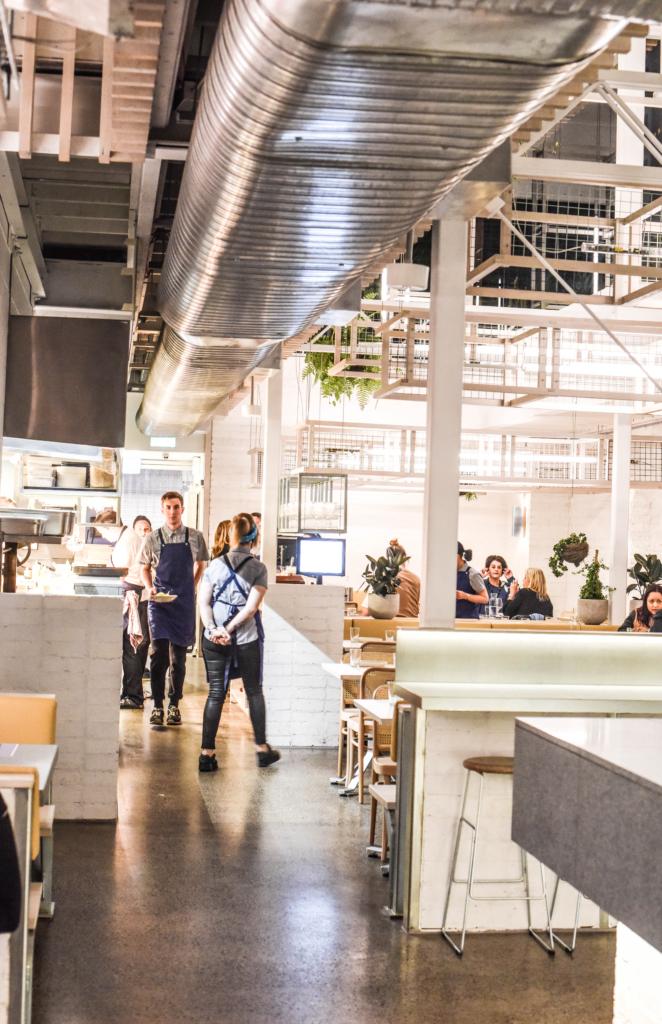Hellenic Hotel Williamstown Restaurant Review