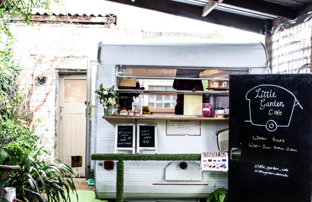Little Garden Cafe, Ascot Vale