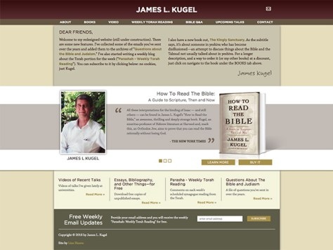 James Kugel