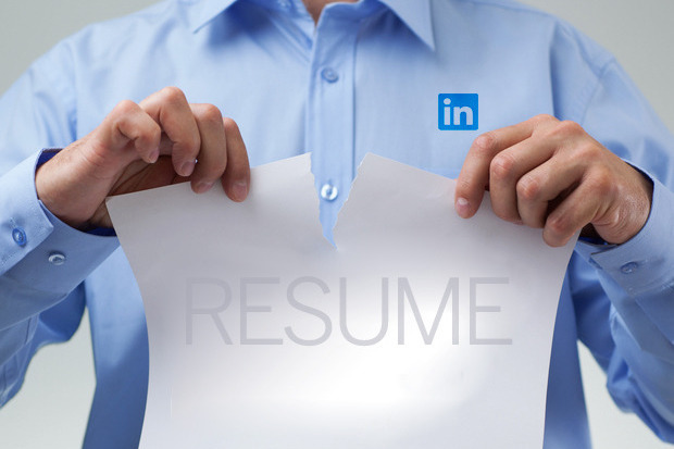 It is NOT Okay For Your LinkedIn Profile To Sound Like Your Resume - get resume from linkedin