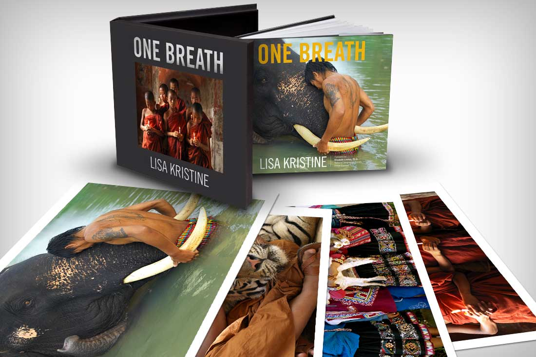 Image Book One Breath Print Book Set