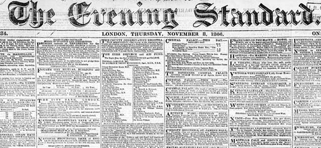 New Editions of Old Papers Now at the British Newspaper Archive - newspaper