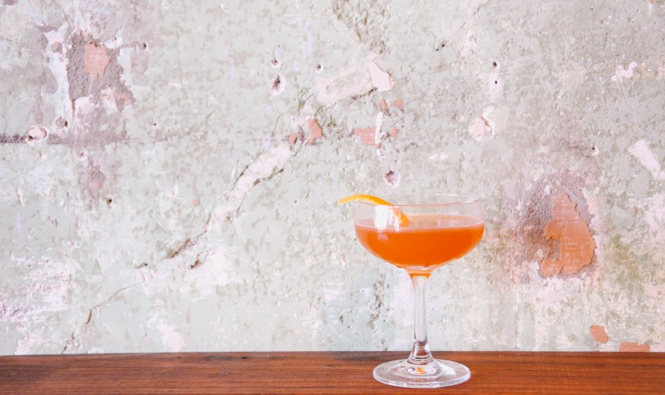 Geyserville Gun Club Cocktail