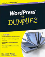 WordPress For Dummies, 3rd Edition by Lisa Sabin-Wilson