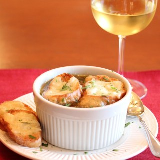 World's Easiest French Onion Soup