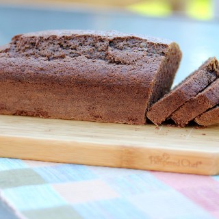 Whole Grain Chocolate Zucchini Bread