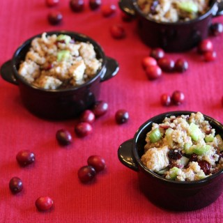 Cranberry Turkey Quinoa Salad