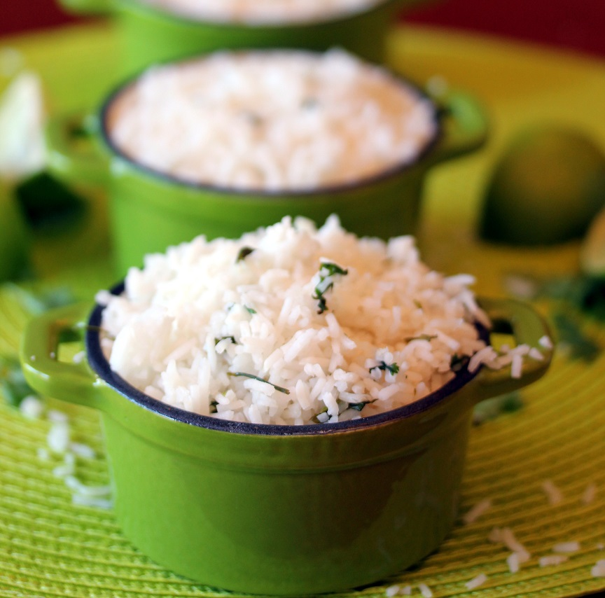 Copycat Recipe: Chipotle Cilantro Lime Rice - Lisa's Dinnertime Dish ...