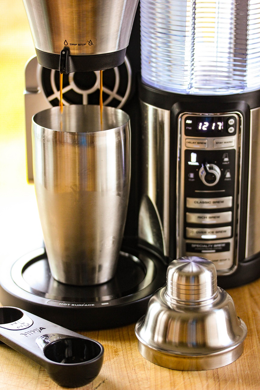 Pumpkin Spice Latte and A Ninja Coffee Bar Review - Lisa s Dinnertime Dish for Great Recipes!