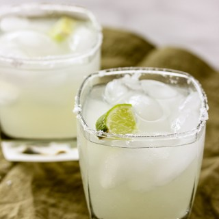 The Perfect Skinny Margarita