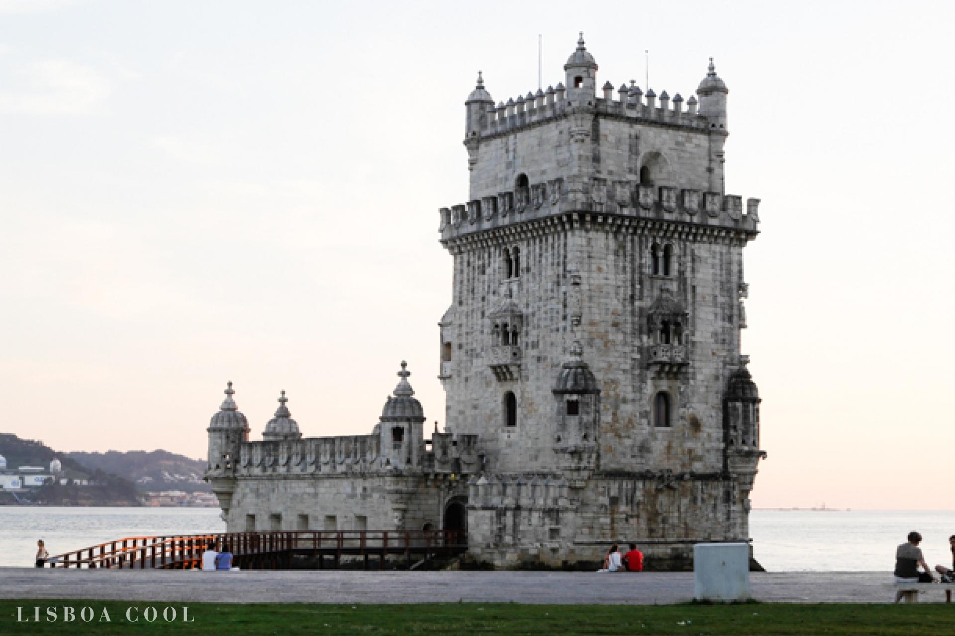 Lisbon Wallpaper Hd Torre De Bel 233 M Lisboa Cool