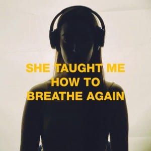 1-2-1 Collective in association with The Lincoln Company | She Taught Me How to Breathe Again