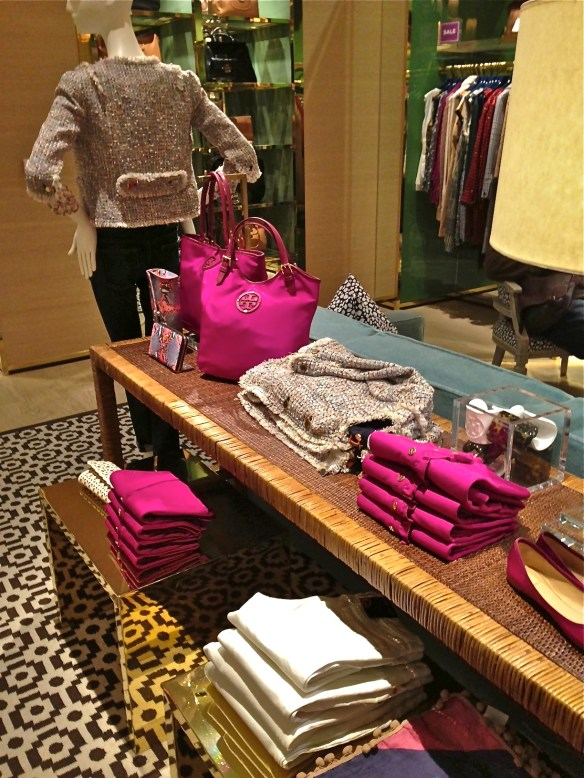 Tory Burch in Pink–or any other color