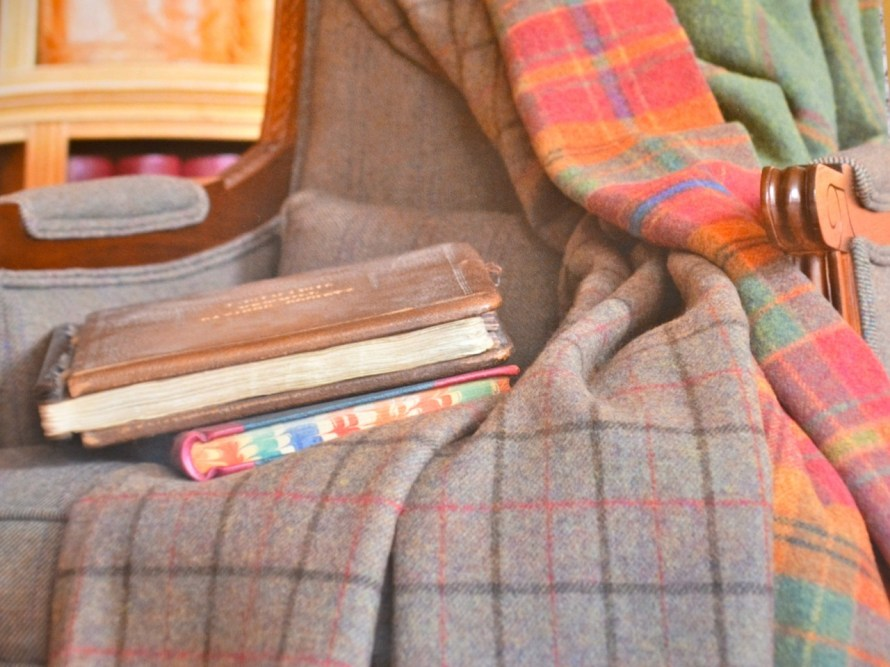 Lush plaids for every room in your house
