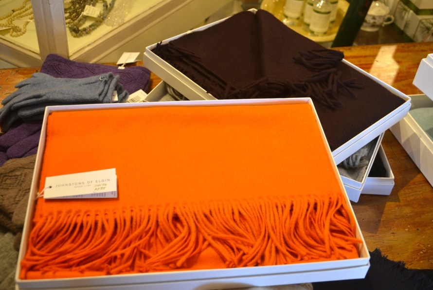 This stunning orange wrap is on my Christmas list ... hint