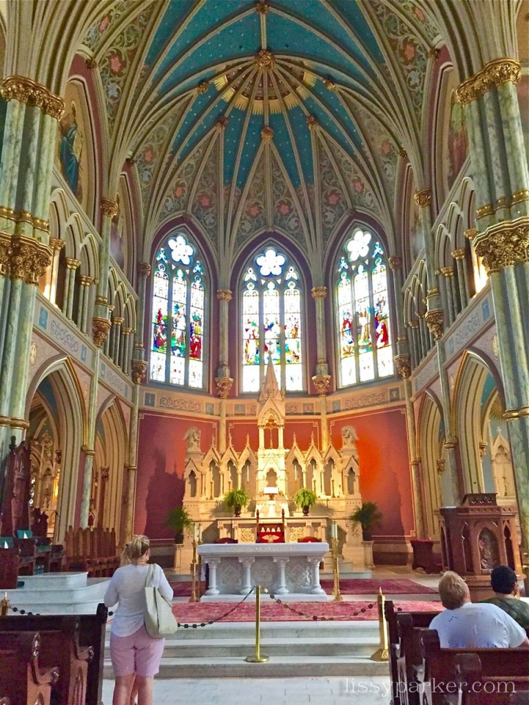 Cathedral of St. John the Baptist stole my heart