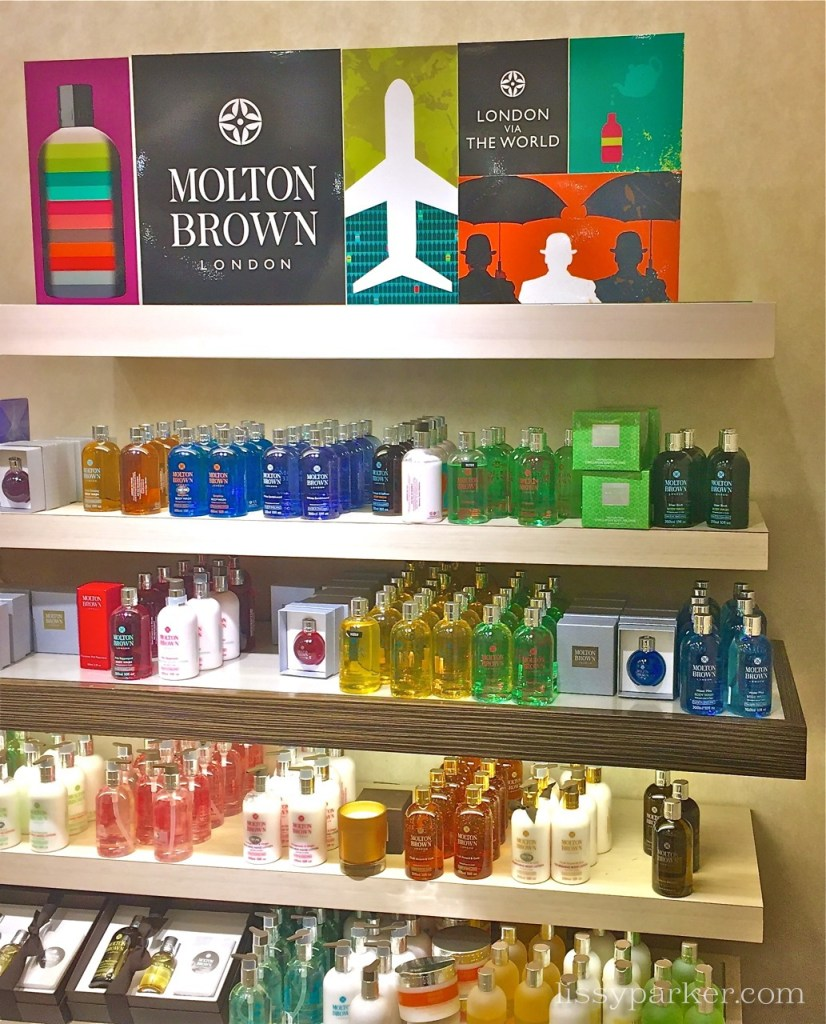 Molton Brown for one and all