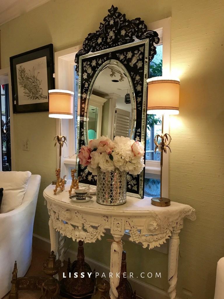 Venietian mirror