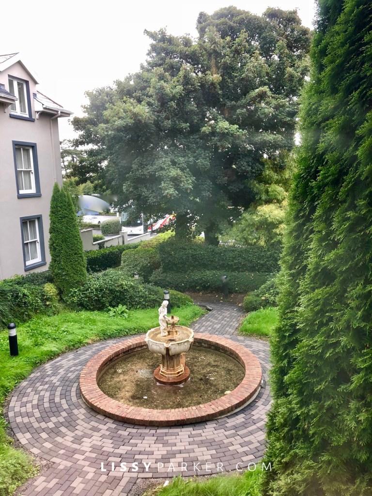 fountain in Ireland