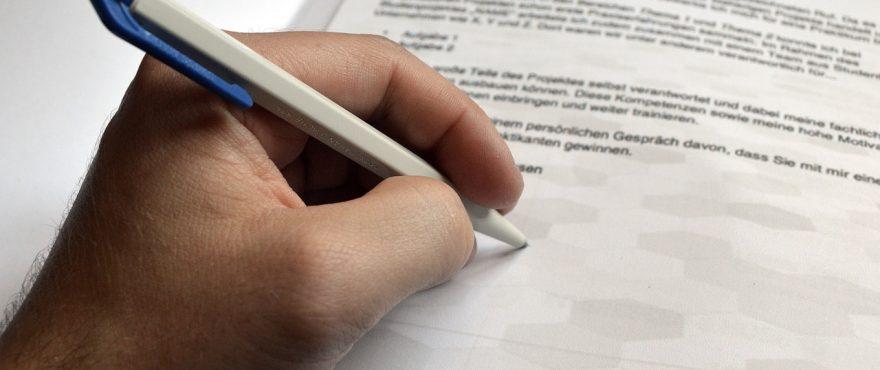 List motywacyjny \u2013 Kreator CV i listu motywacyjnego