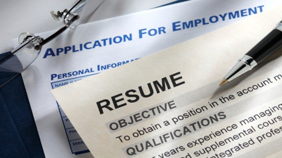 resume spelling of
