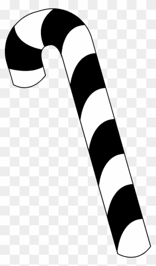 Free Candy Cane Template Printables Clip Art Image - Candy Cane