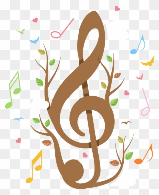 Free PNG Free Printable Musical Notes Clip Art Download - PinClipart