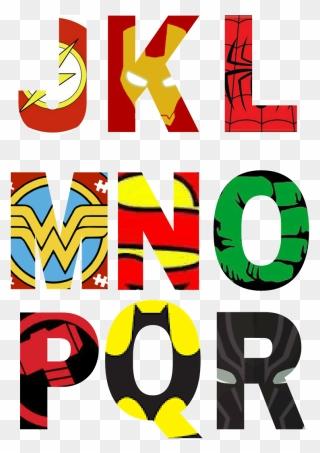 Superhero Lettering Printable Superhero Party Invitations, - Free