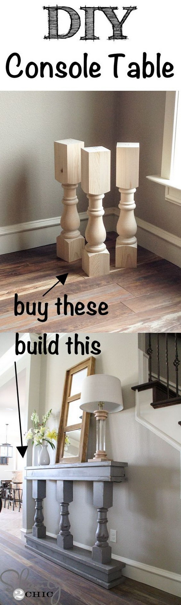 25+ Awesome DIY Furniture Makeover Ideas:Creative Ways To